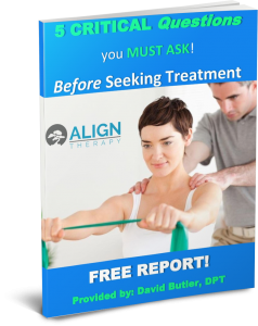 Free book on questions to ask before getting physical therapy treatment