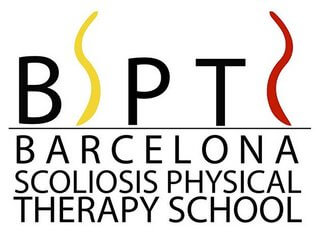 Barcelona Scoliosis Physical Therapy School focusing on the Schroth Method logo