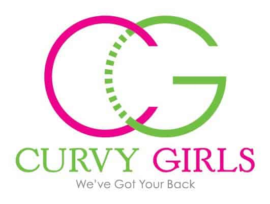 Curvy Girls Scoliosis Support group logo